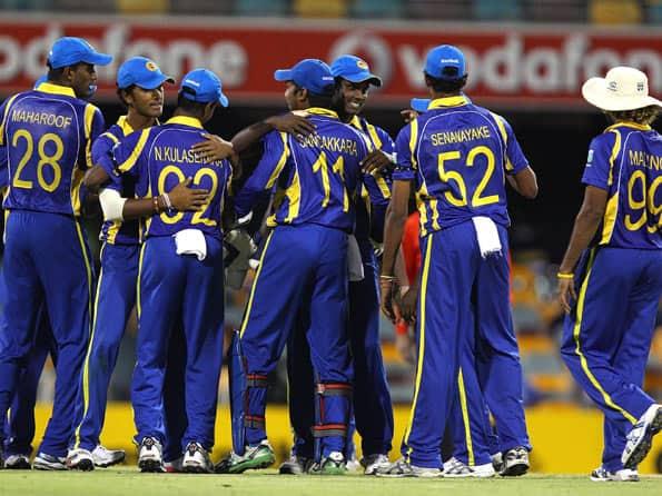 Sri Lanka announce 14-member squad for Asia Cup