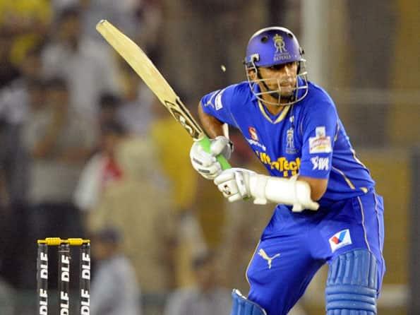 Rahul Dravid propels Rajasthan to 177 against Punjab