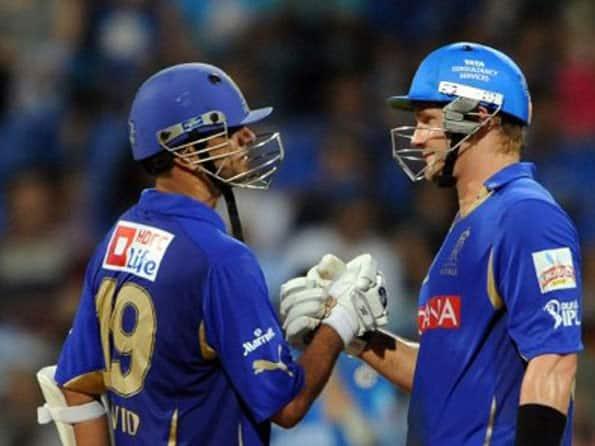 IPL 2012: Rahul Dravid returns to fill in Shane Warne's legacy at Rajasthan Royals