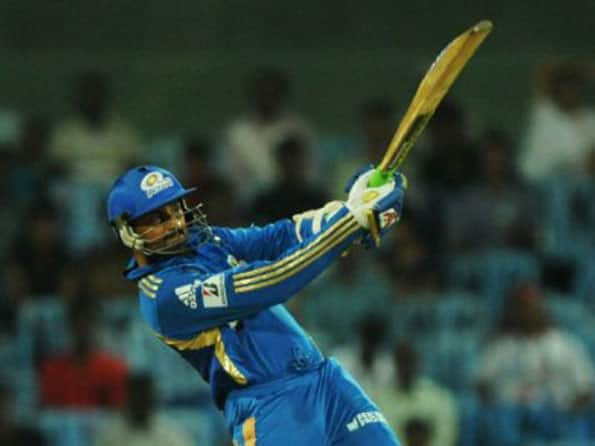 Mumbai Indians to bat in the CLT20 final against RCB