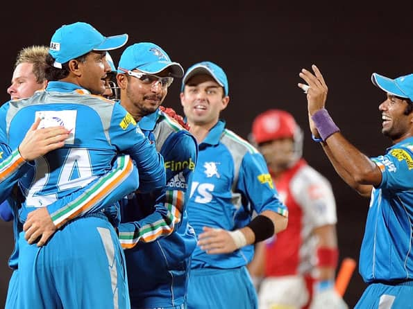 Pune Warriors India win toss, elects to bowl against Chennai Super Kings in IPL 2012 match