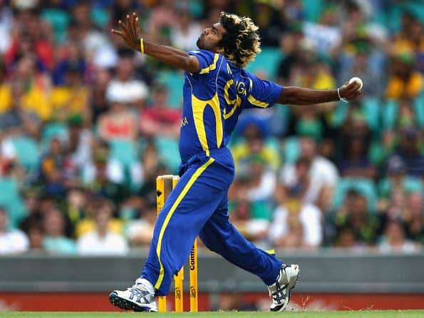 Malinga's figures the worst in ODIs for a bowler bowling eight or less overs!