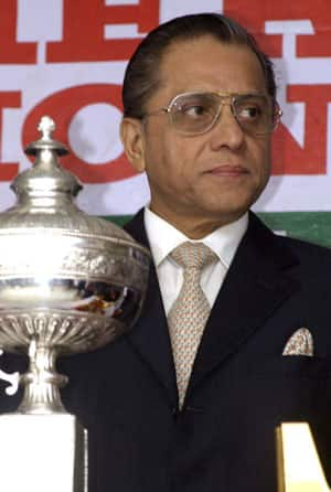 Dalmiya remains the undisputed President of CAB