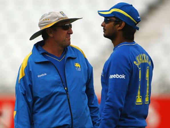 Pressure will be on India, says Sri Lankan coach Bayliss