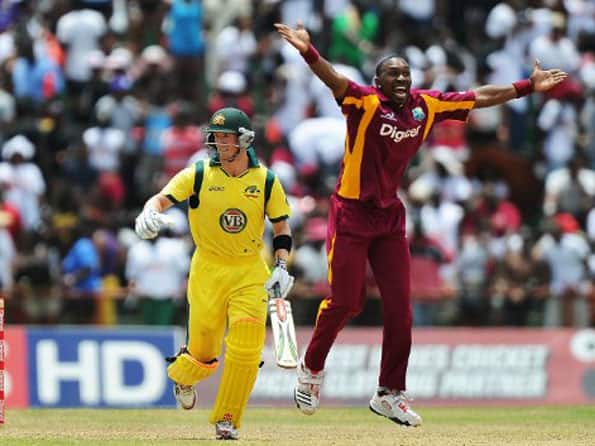 West Indies skittle out Australia for 220 in the third ODI