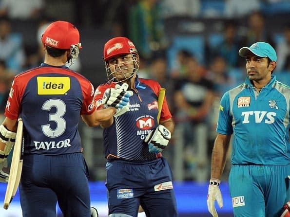 IPL 2012 stats review: Pune Warriors India vs Delhi Daredevils