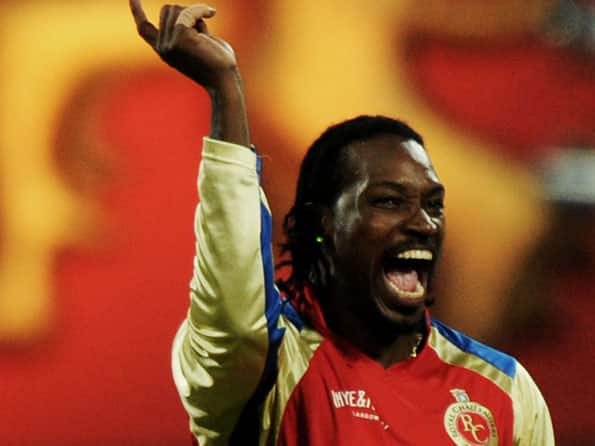 Chris Gayle can fill in the gap of fifth bowler: Muttiah Muralitharan
