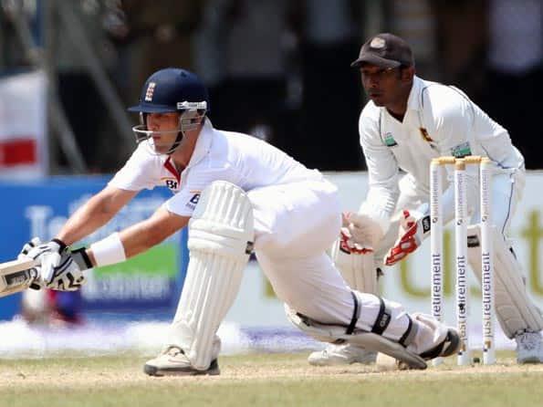 Jonathan Trott holds fort for England as Sri Lanka gain command