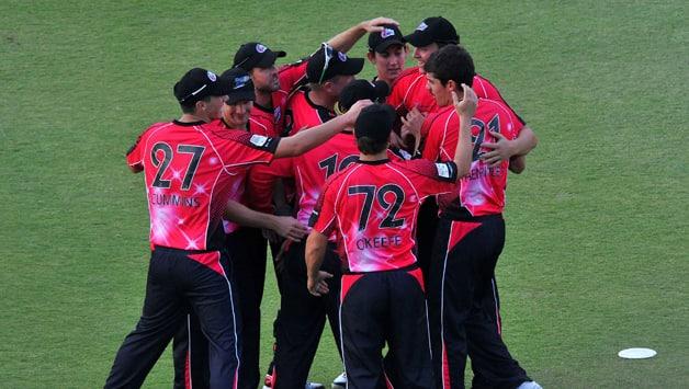 Live Cricket Score: Sydney Sixers vs Yorkshire Champions League T20