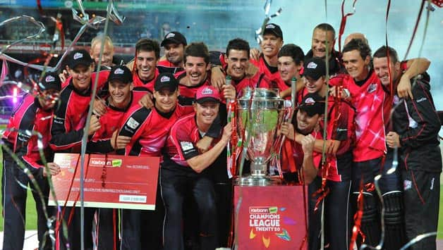 Champions League T20 (CLT20) 2013 schedule: Match time table with group details