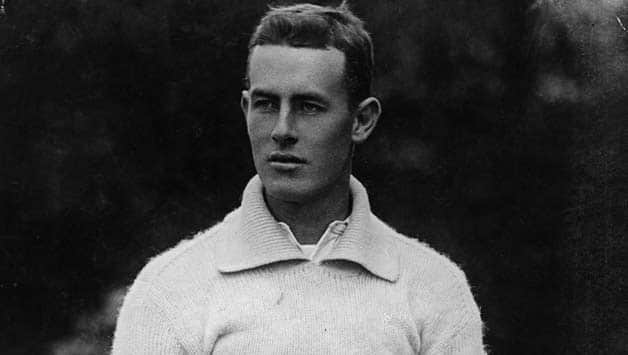 Victor Trumper a batsman who is still rated above Don Bradman by many