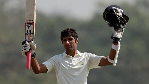 Rahul Dewan smashes century against England as Haryana reach 248/7 at lunch