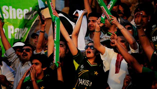 'Chacha Cricket' says he is the number one cheerleader for Pakistan