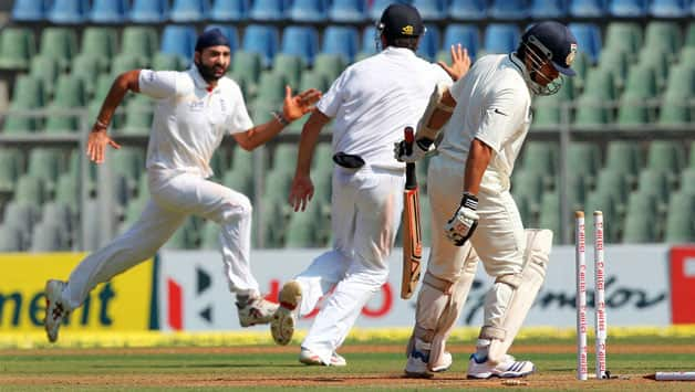 Sachin Tendulkar falls to left-arm spinner 24th time in Test cricket