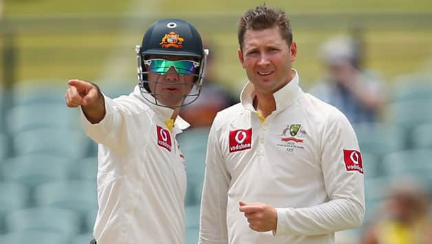 Ricky Ponting hands over a rich legacy to Michael Clarke
