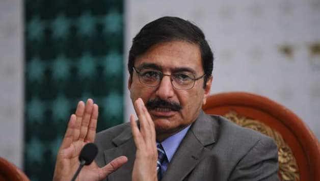 Security arrangements for India-Pakistan series satisfies Zaka Ashraf