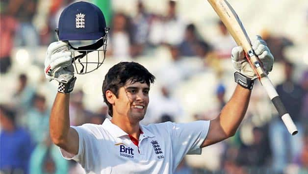 Cook, Trott fall but England extend lead against India