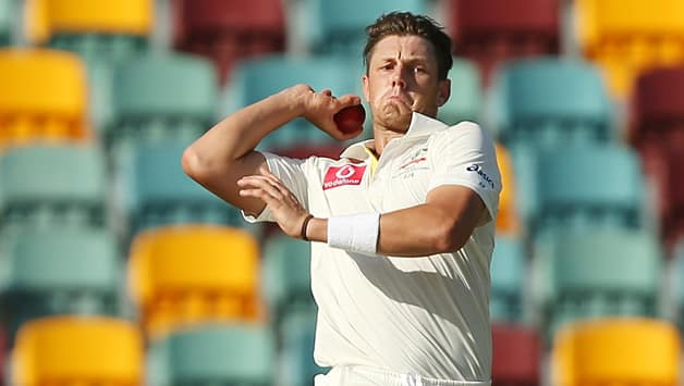 James Pattinson to be replaced by Daniel Worrall in Big Bash League
