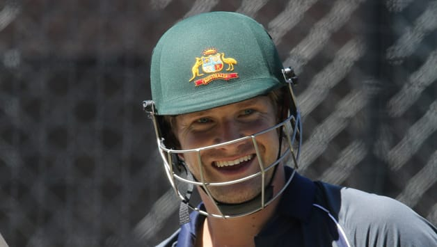 Shane Watson to bat at Ricky Ponting's position for Australia in Tests