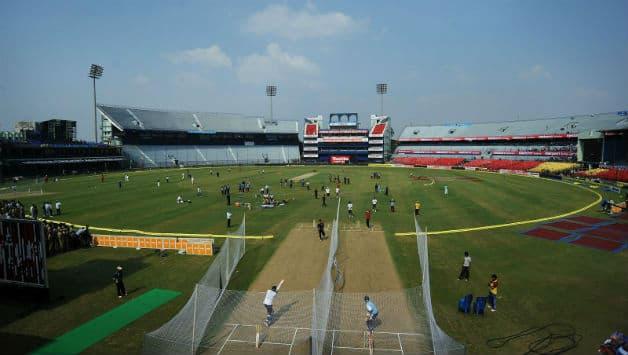 Ranji Trophy 2012: Haryana look to avoid innings defeat against Maharashtra