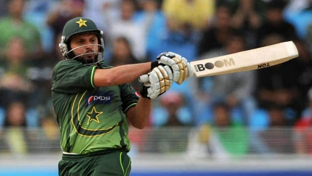 Shahid Afridi can be retained for ODI series against India