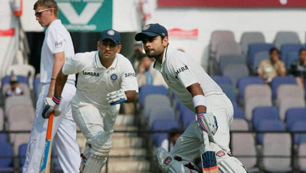 India inch towards England's total as Virat Kohli and MS Dhoni score centuries