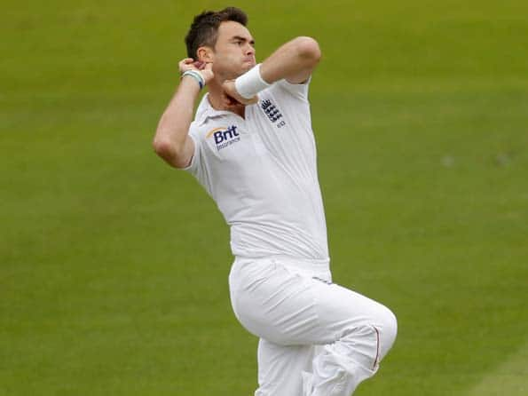 Still a long way to go in Nagpur Test: James Anderson