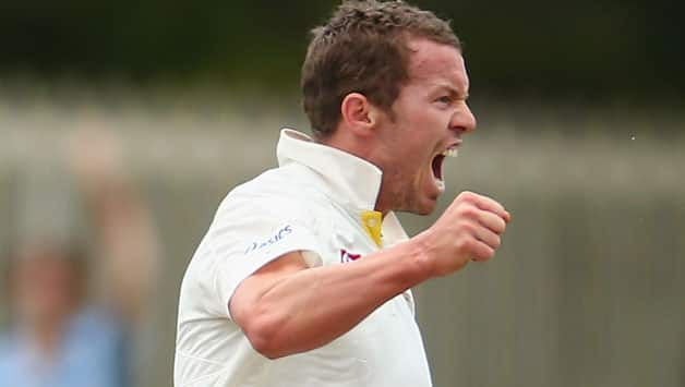 Australia   s Peter Siddle unofficially accused of ball-tampering by Sri Lanka