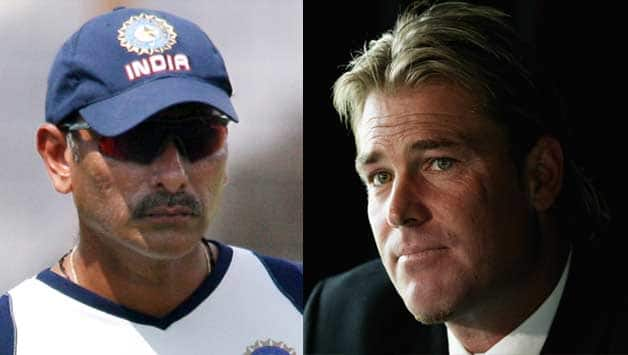 Heaven for Ravi Shastri and hell for Shane Warne