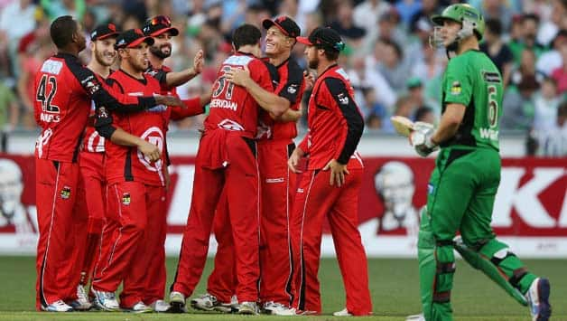Melbourne Renegades fined for slow over rate in Big Bash League