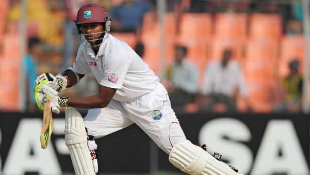 Shivnarine Chanderpaul signs two-year deal with Derbyshire