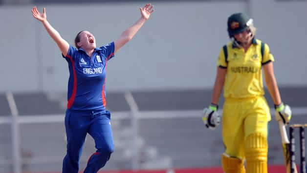 ICC Women's World Cup: England bundle out Australia for 147 in Super Six match