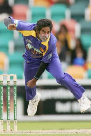 When Chaminda Vaas took a hat-trick off the first three deliveries of an ODI