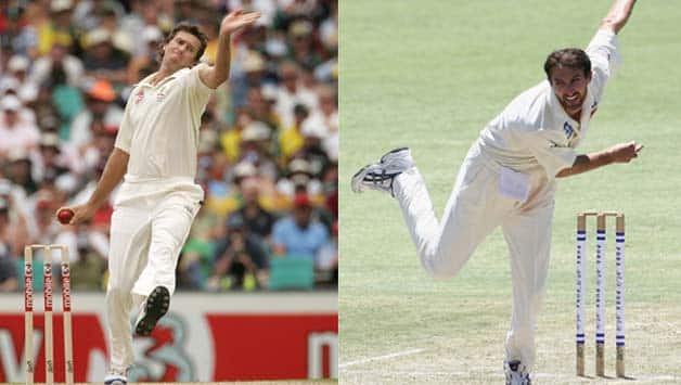 When McGrath and Gillespie shot out West Indies for 51