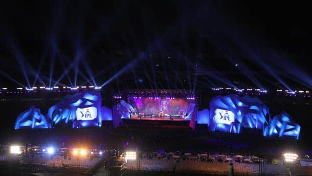 11ae53f4b65 IPL 2013 opening ceremony  Media have torrid time - Cricket Country