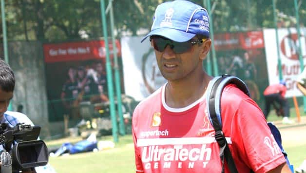 Rahul Dravid's vast experience will be a great guiding force for the youngsters at NCA