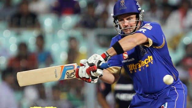 Rajasthan Royals' Brad Hodge ruled out of CLT20 2013 final
