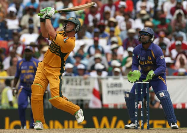 2007 World Cup Final: When Adam Gilchrist illuminated a gloomy Kensington Oval