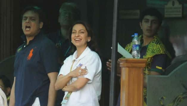 IPL 2013: Juhi Chawla likely to attend KKR-PWI match at Ranchi