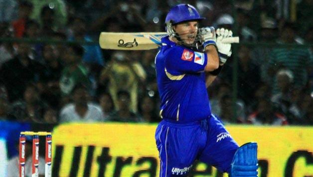 IPL 2013: Brad Hodge provides balm to Rajasthan Royal wounds with a spectacular innings