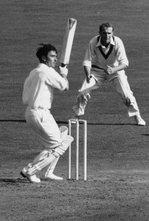 Denis Compton: The knight in shining armour of English cricket