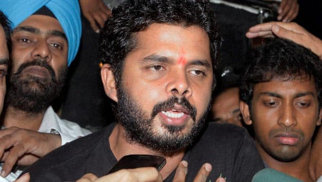 Sreesanth confident of getting clean chit in IPL 2013 spot-fixing case