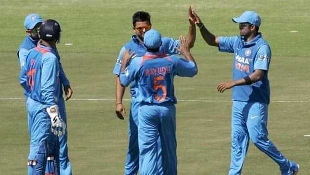 India register XX-run victory over Zimbabwe in 2nd ODI