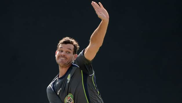 Clint McKay keen feature in Australia's 2015 World Cup and Test side