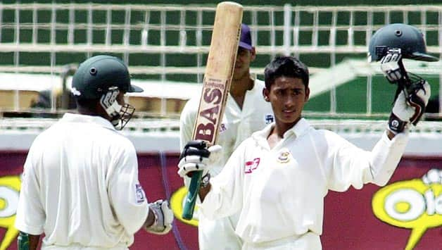 Mohammad Ashraful becomes Test cricket's youngest centurion that too on debut