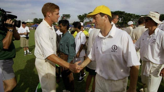When cricket was played at the Commonwealth Games 1998