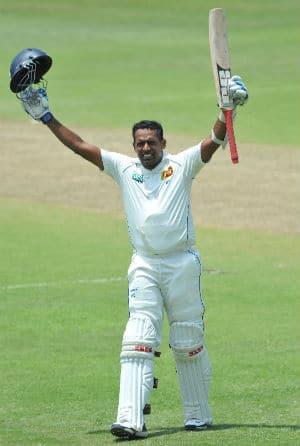 Thilan Samaraweera: Sri Lanka's strong-willed middle-order batsman