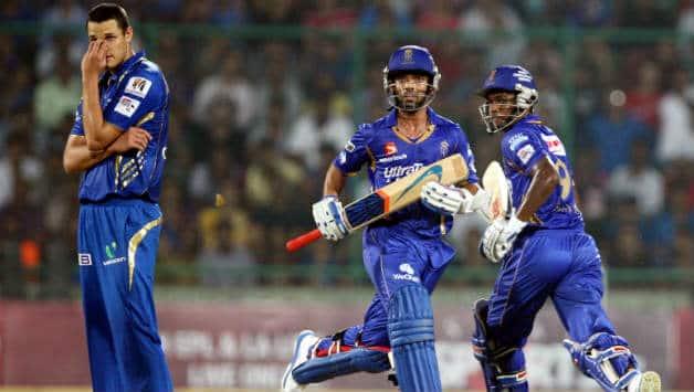 CLT20 2013 final: Mumbai Indians vs Rajasthan Royals     Players' report card