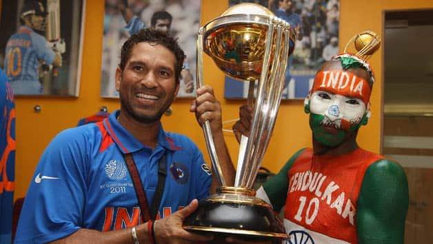 Sachin Tendulkar's most dedicated fan to complete a decade of 'god-worship'
