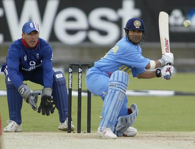 Sachin Tendulkar — Understanding the degree of difficulty of the rare shots essayed by a batting genius